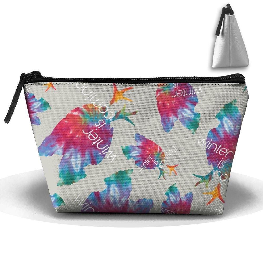 Unisex Travel Duffels Gym Bag Watercolor Flamingo Canvas Weekender Bag Shoulder Bag Totes bags