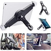 JUBOR Upgrade Bigger Bike Tablet Holder, Portable Bicycle Car Tablet Mount for Indoor Gym Treadmill, Spinning, Exercise…