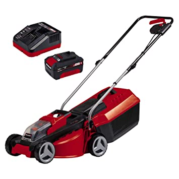 Einhell GE-CM 18/30 Li-Cortacésped inalámbrico Power X-Change(Ion ...