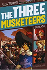 The Three Musketeers (Graphic Revolve: Common Core Editions) Paperback