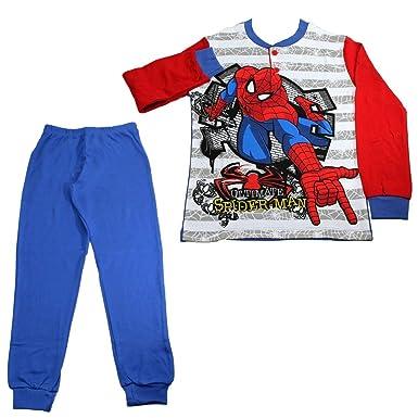 Spiderman Pigiama dai 4-5,5-6,7-8 e 9-10 anni