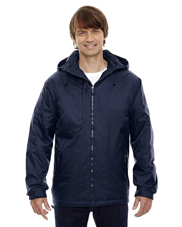 North End Men's Hi-Loft Insulated Thermal Hood Jacket 88137