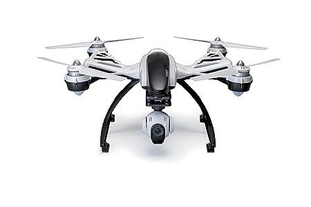 Yuneec Typhon Q500 - Drones con cámara (Color Blanco, Negro, Polímero de Litio, 2.4/5.8, 1080p)