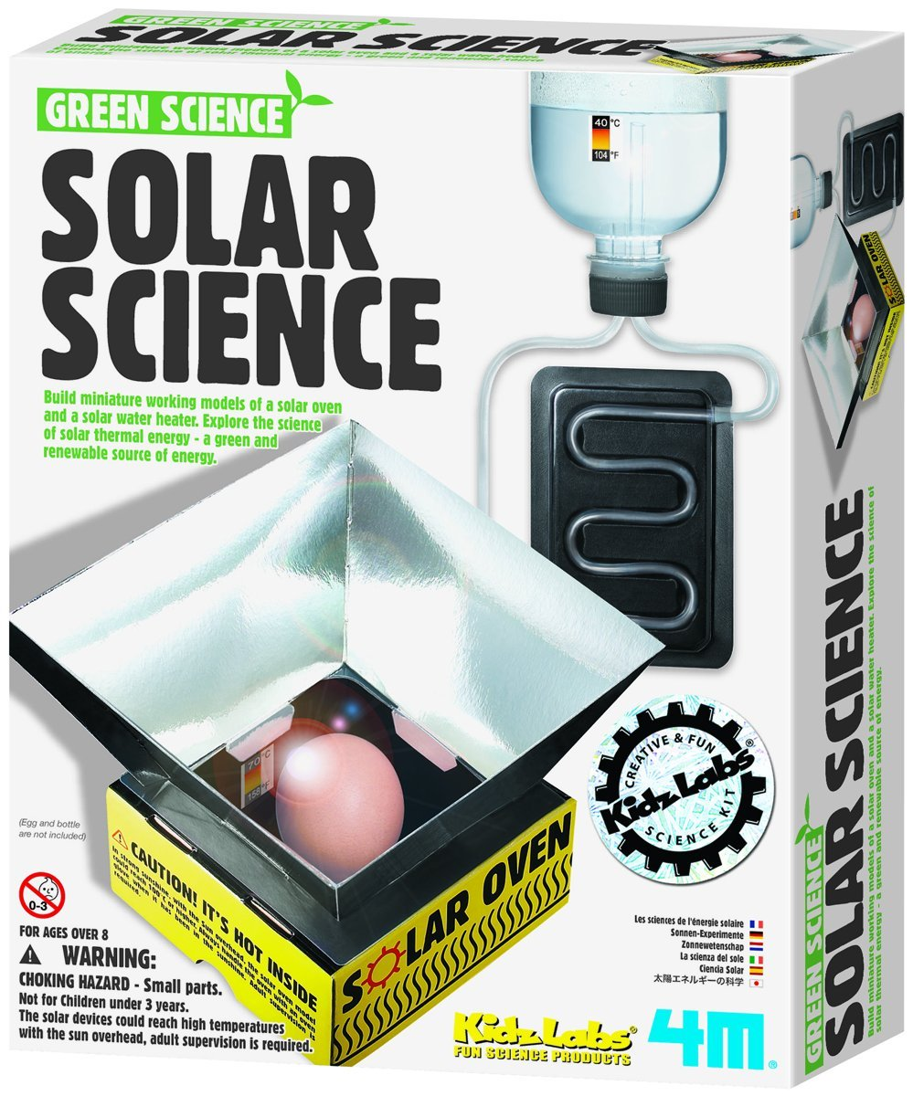 4M Solar Science Kit by 4M