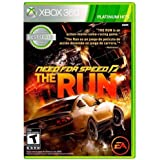 Need For Speed The Run - Xbox 360