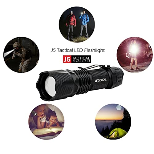 J5 Tactical V1-Pro Flashlight benefits