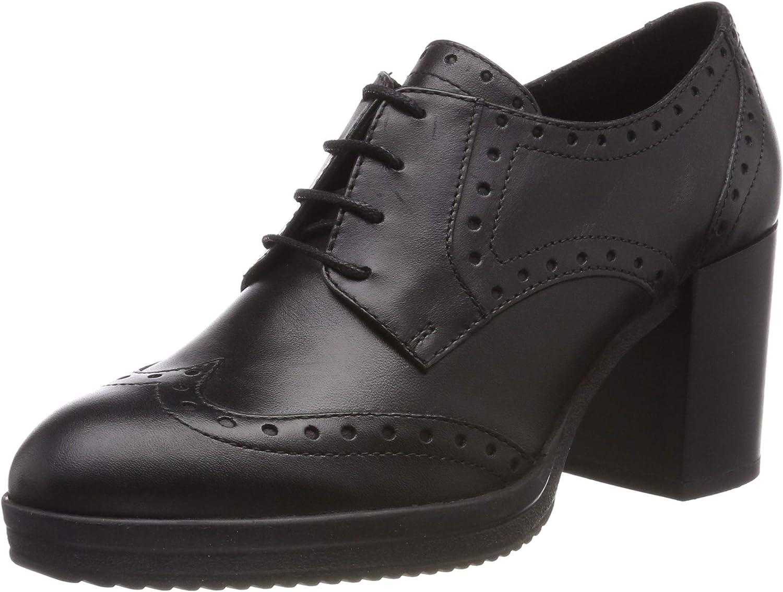Dramaturgo restante Gastos  Geox Women's D Remigia B Closed-Toe Pumps, Black (Black C9999), 7.5 UK:  Amazon.co.uk: Shoes & Bags