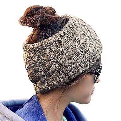 Amazon.com: cool2day las niñas invierno cálido Cable de ...