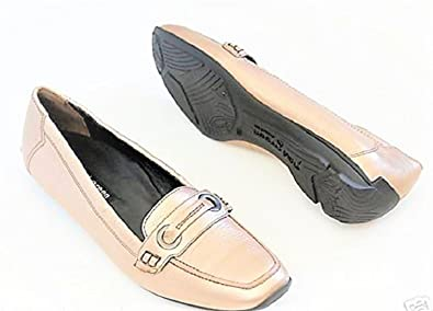 9332b24a56e Amazon.com  Paul Green Women s Carmen Pearlized Leather Loafer US ...