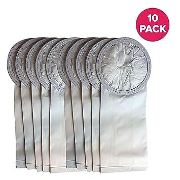 Amazon.com: 10 Bolsas de aspiradora alergénico Filtración ...
