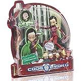 Código Lyoko - Figura Yumi 15 Cm Cod.Lyoko (Simba) 3089005