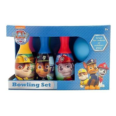 Paw Patrol Bowling Set: Toys & Games