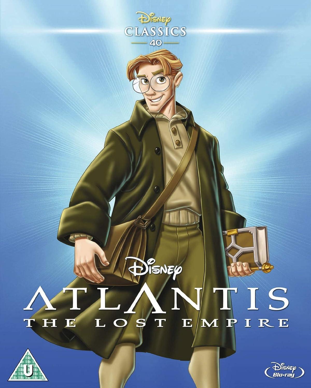 Amazon.com  Atlantis The Lost Empire  Blu-ray   Region Free   UK Import    Corey Burton 6d6e67d18179