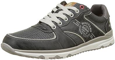 Mustang Hombre 4095 - 312 - 200 Zapatillas: Amazon.es: Zapatos y complementos