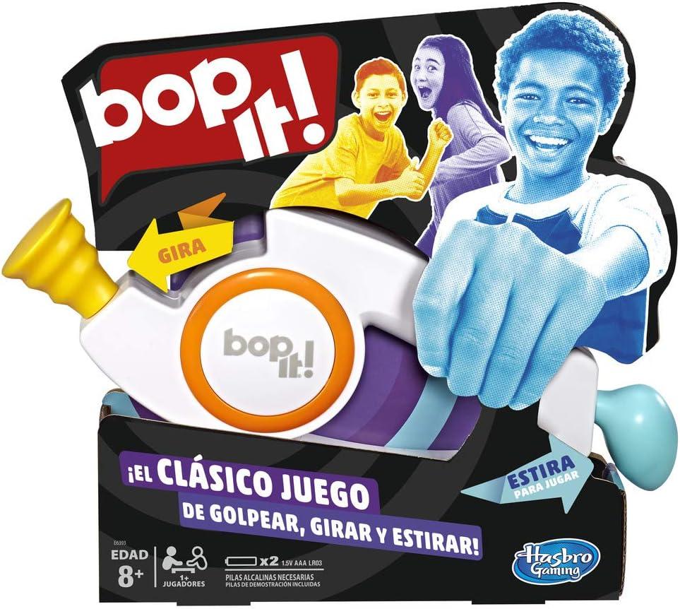 Hasbro Gaming- Bop It color//modelo surtido E6393105
