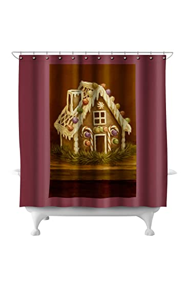 Amazon Gingerbread House