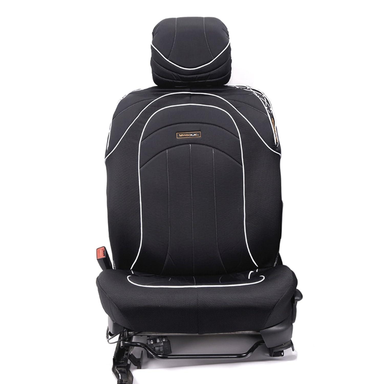 Masque 66711 Black Seat Cover