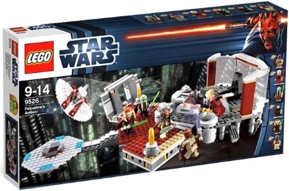 LEGO Star Wars Palpatine's Arrest (9526) Exclusive