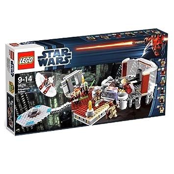 Amazon.com: LEGO Star Wars Palpatines Arrest (9526) Exclusive ...