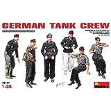 """MINIART Echelle 1: 35""""réservoir Allemand Crew Kit de modèle en plastique"""