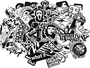 LhomeLife Graffiti Stickers Decals Pack of 100 pcs Car Stickers Motorcycle Bicycle Skateboard Luggage Phone Pad Laptop Stickers and Bumper Patches Decals Waterproof (Type 3)