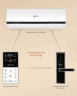 trane 3 ton split system. trane tsr22dw3bsfc3 split ac (2 ton, 3 star rating, white , copper) ton system