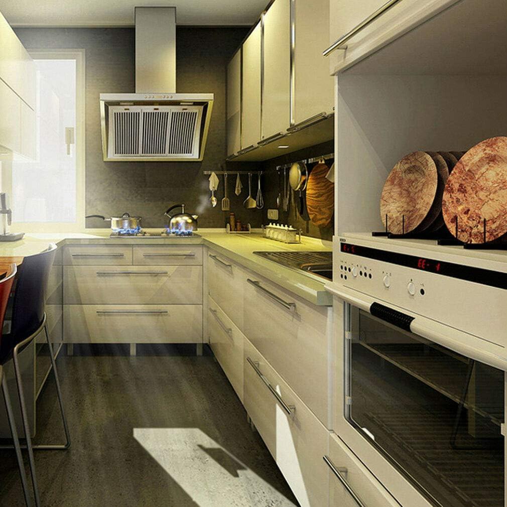 64mm, Black T Bar Handles Kitchen Cabinet Cupboard Drawer Wardrobe Door Handle Cottage Pull