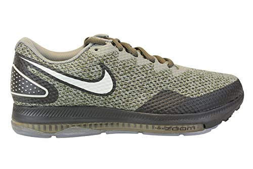 Mens Zoom All Out Low 2 Gymnastics Shoes, Grey (Cargo Khaki/Lt Bone/Black 300), 6 UK Nike