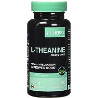 L-Theanine – Pharmaceutical Grade – Vegetarian Capsules – 250 mg (per cap) – 60 caps