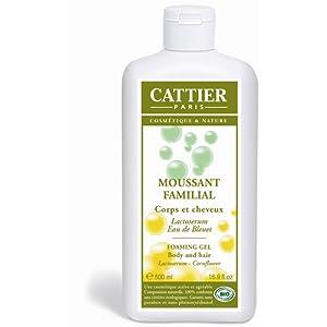 Cattier Moussant Familial au Lactosérum 500 ml