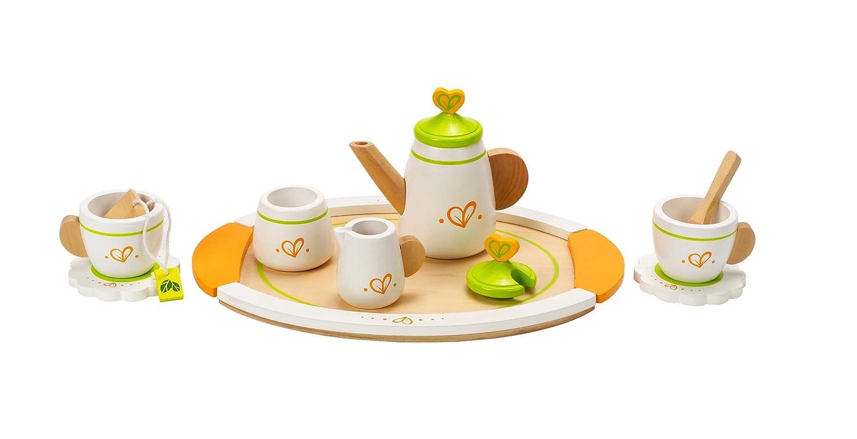 Kinder Kochgeschirr Vergleich - Hape Teeservice