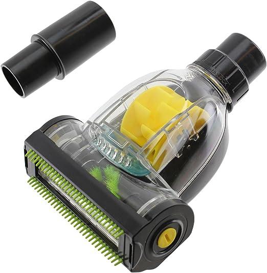 Spares2go - Cabezal pequeño de aspirador universal con cepillo ...