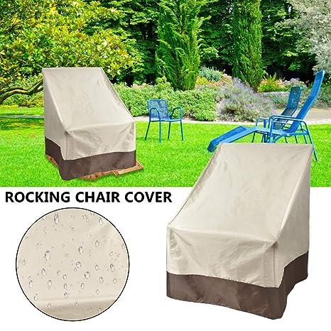 Liteness - Funda para sillas de jardín, Totalmente antisal ...
