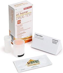 at Home 12 Panel Drug Test 1 ea
