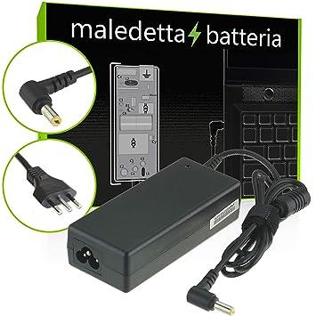 Alimentador maledettabatteria para Notebook Acer Aspire ...