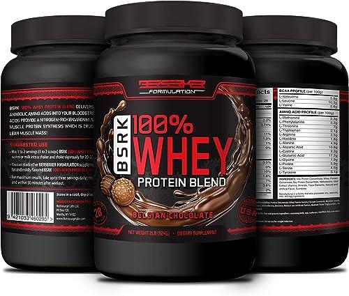 BSRK 100 Whey Protein Blend