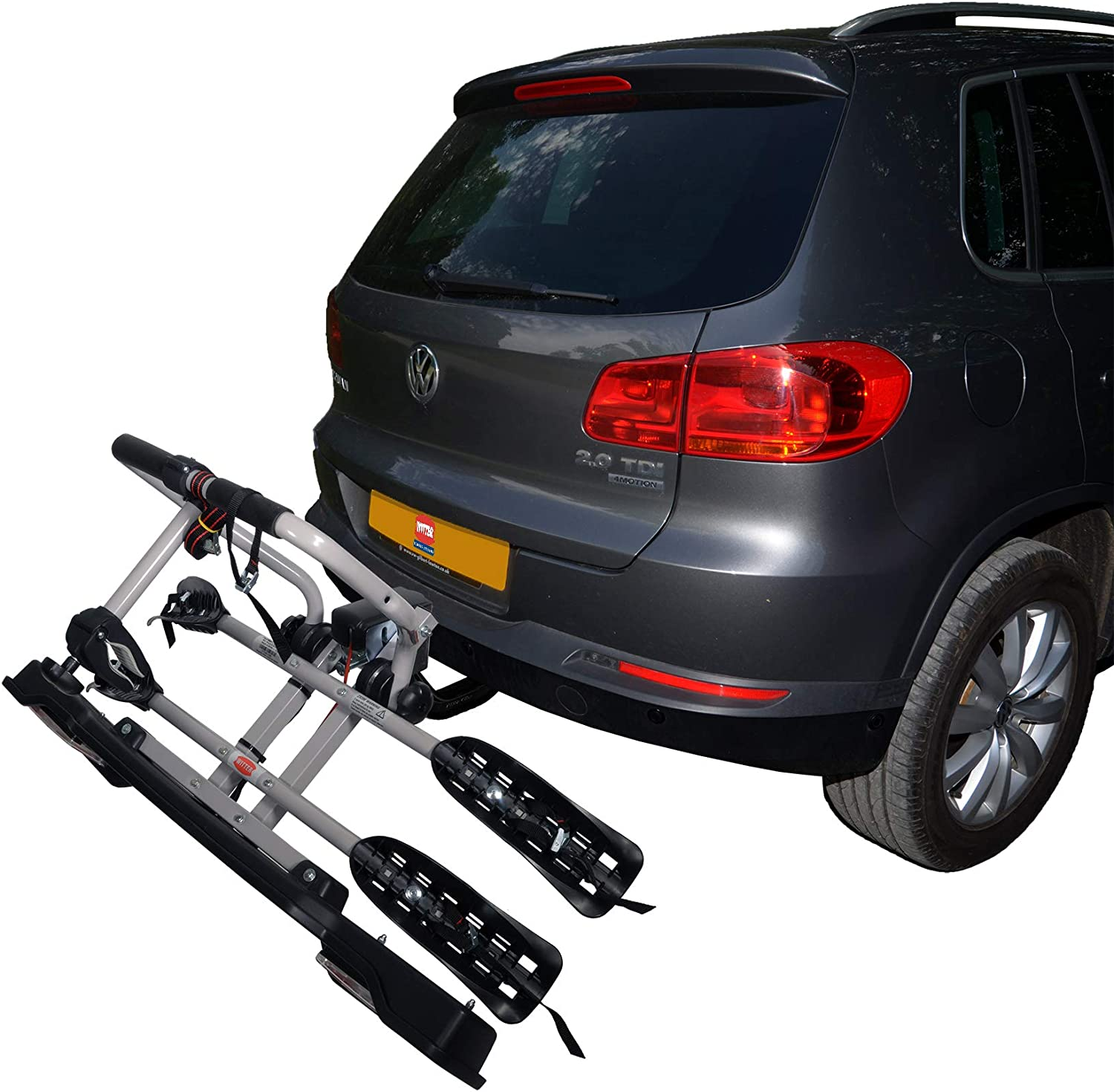 Witter Towbars ZX202EU 2 Bike Clutch Carrier