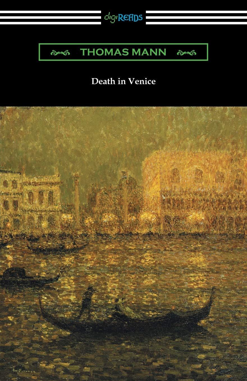 death in venice mahler