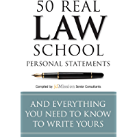 50 Real Law School Personal Statements: And Everything You Need to Know to Write Yours (Manhattan Prep LSAT Strategy Guides) (English Edition)