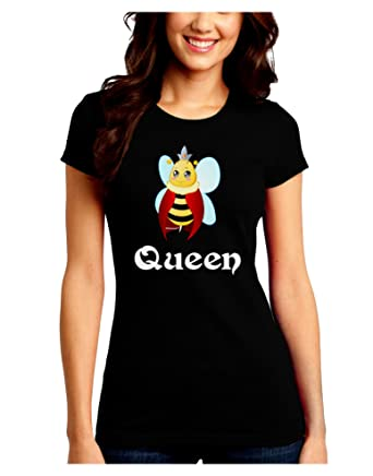 TooLoud Queen Bee Mothers Day Toddler T-Shirt