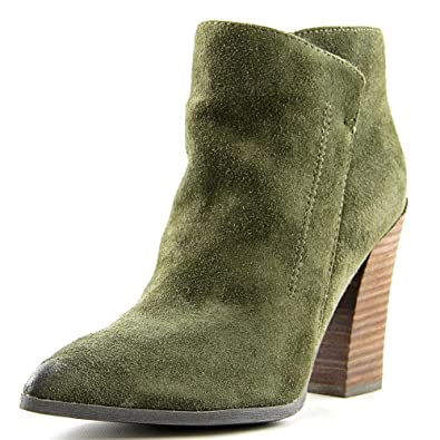 Hardey Women US 7 Green Ankle Boot