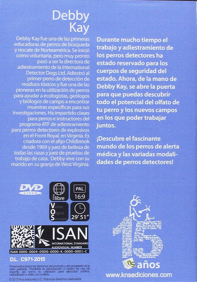 El perro de alerta médica. Diabetes. Trabajo y educación DVD: Amazon.es: Debby Kay: Cine y Series TV