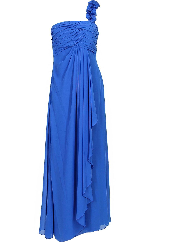 KAJ Moden Women's One-Shoulder Dress