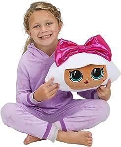 Franco Kids Bedding Super Soft Plush Mini Cuddle Pillow Buddy, One Size, LOL Surprise Diva
