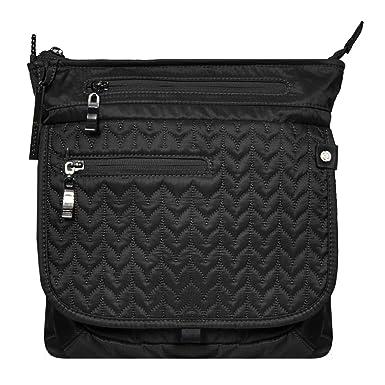 Amazon.com  Sherpani Jag Le Black Cross Body Bag e8b9eeb30cee6