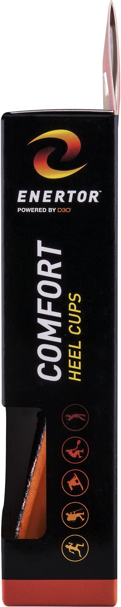 ENERTOR - Comfort Insole - Heel Cup