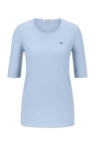 Lacoste - Camiseta - para mujer azul Rill T01 42