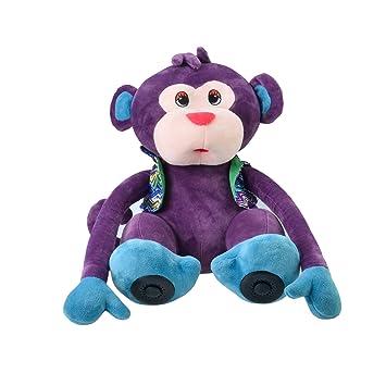 qtmy Mono Peluche inalámbrico Bluetooth Altavoz Kids Toy ...