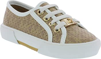 MICHAEL Michael Kors Girls Toddler Ima Borium-T Sneakers 11