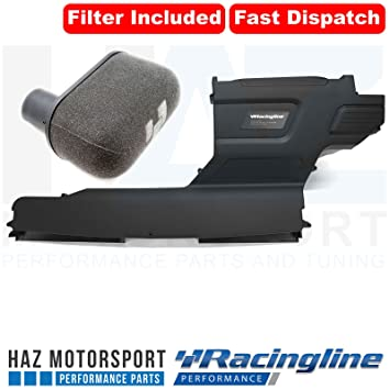 Racingline R600 Cold Air Filter Enclosed Induction Intake Kit VWR12G7R600